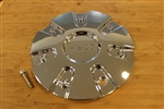 Helo 868 Chrome Wheel RIm Center Cap HE868L185 S812-13-31 868L185