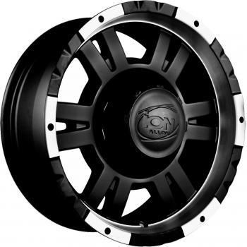 Ion 182 Black Center Cap For 16x8 Wheels