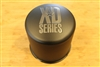 KMC XD Series 122 Enduro Matte Flat Black Push Thru Center Cap For some Toyota 222B114-S1