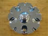 Fusion Wykid Chrome Wheel Rim Center Cap LZ034 (6 3/4)