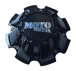 Moto Metal M793BK01 Center Cap