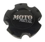 Moto Metal MO909B5139B HE835B5139 Black Wheel Center Cap