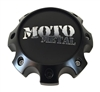 Moto Metal Wheels MO989S05 989C05 S1411-04 Black Center Cap