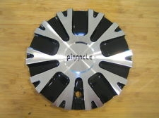 Pinnacle P62 Via Black / Machine Metal Center Cap P001-AL-173LV 6 3/4