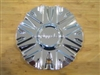 Pinnacle P66 Grotto Chrome Wheel Rim Center Cap Centercap P003 6""