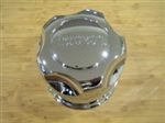 Incubus Push-Thru Chrome Wheel Rim Center Cap PCW-108CAP2 Recoil Poltergiest