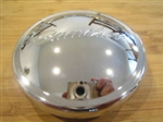 Panther Chrome Wheel Rim Snap In Pop In Center Cap PCW-6 LG0610-46 3""