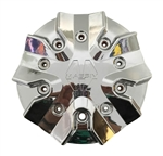 Massiv Wheels PD-CAPSX-P5151-18-2495 Chrome Wheel Center Cap