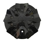 Massiv Wheels PD-CAPSX-P5151-24 Black Wheel Center Cap