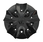 Massiv Wheels PD-CAPSX-P5151-875 Black Wheel Center Cap