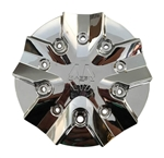 Massiv Wheels PD-CAPSX-P5151-875 Chrome Wheel Center Cap