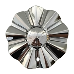 Massiv Wheels PD-CAPSX-P9008-2495 Chrome Wheel Center Cap