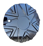 Polo Wheels PL1-1 CAPPL1C Chrome Center Cap