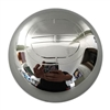 Edge Engineering Gauntlet QFJ-BK93 Chrome Wheel Center Cap