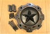 KMC XD Series 811 Rockstar 2 Matte Black w Black Star Center Cap SC-198 SC-190