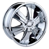 Velocity Wheel VW166 Center Cap Serial Number STW-166-2 18X7.5