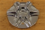 Cabo 719 Chrome Wheel Rim Center Cap T719-2295-CAP