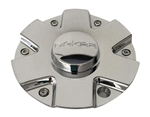 Dakar Wheels T863-18 CAP Chrome Wheel Center Cap