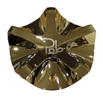 Polo T898 898 Phoenix Chrome Wheel Rim Center Cap T898-CAP LG0509-43