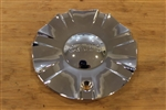 Cabo 118 Chrome Wheel RIm Center Cap TL1203L154-CAP 6""