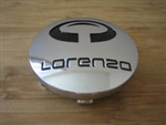 Lorenzo WL032 Chrome Wheel Rim Snap In Center Cap WL032K65 WL032