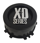 KMC XD Series XD128 Machete Pro XD1215CPS-SB Black Wheel Center Cap