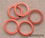 Copper Washer 10mm for Brembo