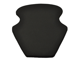 71-0165PAD - 06-07 Kaw ZX10R SuperBike Tail Seat Pad 15mm Thick - Armour Bodies