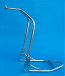 FOLDING FRONT ASSIST STAND - 16 mm pin
