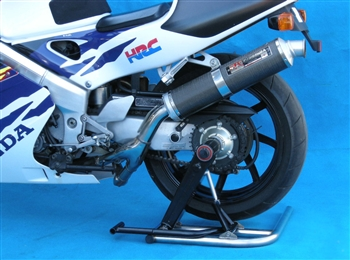 Cantilever (single sided)  swing arm rear stand - RS250R (-00), NSR250 (MC28), RVF400R (NC35) - 31.5mm