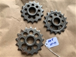 Honda RS250 (NX5) front sprockets 15-17T