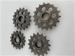 Honda RS250 (NX5) Front sprockets 15-18T used