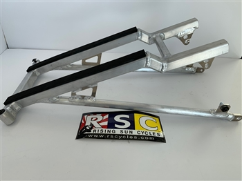 Extended NSF250 seat subframe - 23mm taller, and 40mm further back - top rear screws (use seat SF17345/17346)