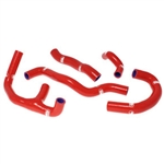 Samco silicone hose kit - Aprilia RS250 all years (5 hoses)
