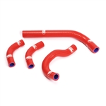 Honda CRF 250 R 2003 - 2009 (MX MODEL), CRF 250 X 2003 - 2014 (ENDURO MODEL) Samco Silicone Hose Kit