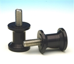 27-0600B - 6mm Swingarm Spools Black