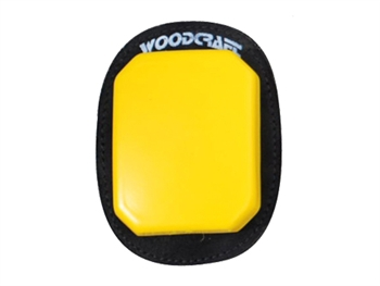 95-0300 - Yellow Woodcraft Klucky Pucks, Set of 2