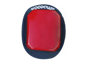 95-0400 - Red Woodcraft Klucky Pucks, Set of 2
