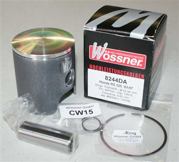 Wossner Honda RS125 GP Domed top 53.94mm piston