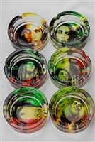 Round Glass - BOB Ash Tray