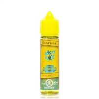 Nasty Juice Cash Man 60ml - Mango Banana (Low Mint)
