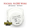 Nickel 200 10m Spool