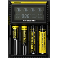Nitecore D4 Digital Universal Intelligent Charger