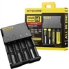 Nitecore i4 Pro Intelligent Universal Charger for 18650 / 20700 / 21700 / 26650
