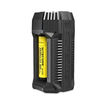 Nitecore V2 In-car 3A 18650 Battery Quick Charger