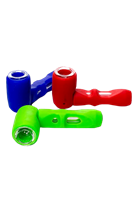 Silicone Hand Pipe with Multi Holes