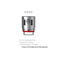 SMOK TFV12 T12 COIL 0.12ohm 3pk - CLEARANCE