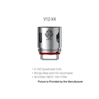 TFV12 X4 COIL 0.15ohm 3pk - CLEARANCE