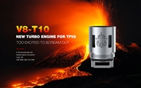 SMOK V8-T10 Coil 0.12ohm - CLEARANCE