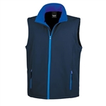 Mens Lite Softshell Gilet